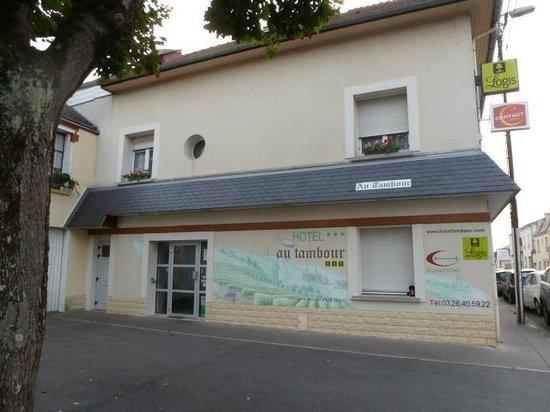 Logis au Tambour: The hotel