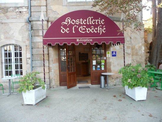 L'hostellerie de l'Eveche: Hôtel de l'Evêché, Alet-les-Bains, France.