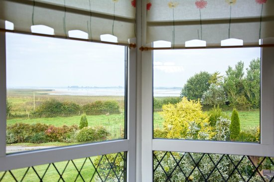 Inny Bay Bed And Breakfast: View from the dining room