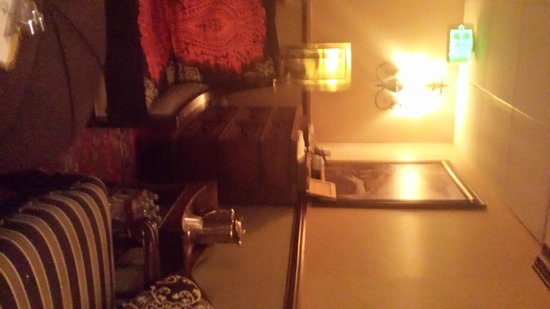 The Spa at The Brown Palace: The quiet room