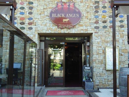 Black Angus Restaurant Marseille