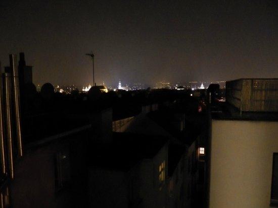 Archibald City: Vistas nocturnas
