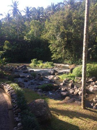 Pita Maha Resort and Spa: The River