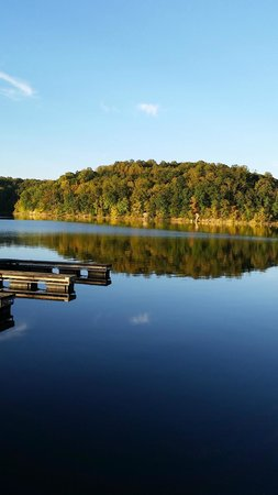 Salt Fork Lodge and Conference Center: Salt Fork Lake