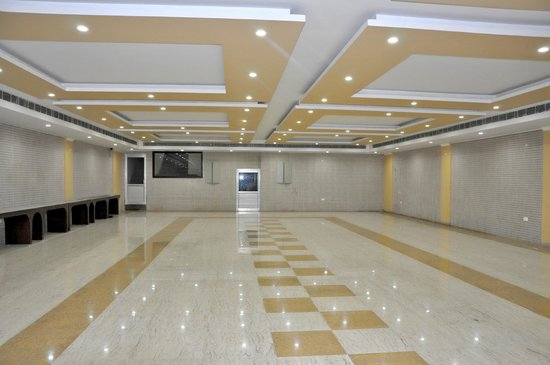 Kotputli, India: function rooms