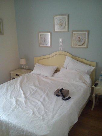 Hotel Egli: Κρεβάτι