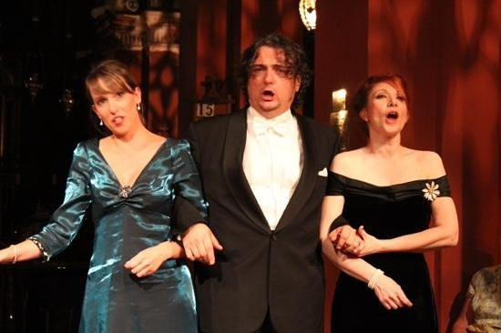 Opera at St. Mark's Anglican Church : Love Duets. St Mark's Church. Absolutely outstanding sopranos and tenor. Thanks for a memorable