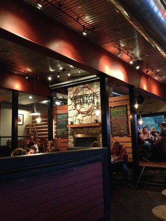 Whetstone Station Restaurant and Brewery: Whetstone Station Brewery