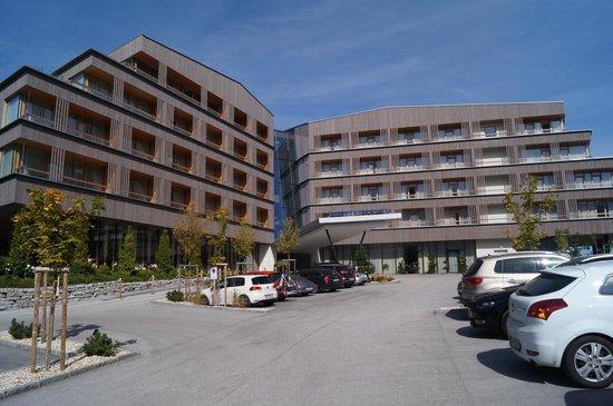 Falkensteiner Hotel Schladming: Aussenanicht