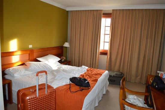 Hotel Rey Don Felipe : Quarto