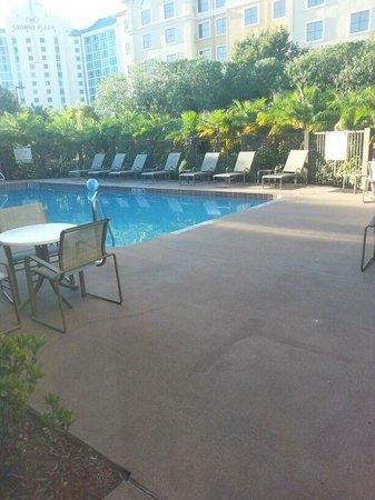 The Floridian Hotel and Suites : Área da piscina