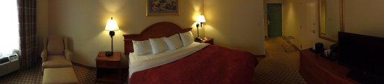 Country Inn & Suites by Radisson, Charlotte I-485 at Highway 74E, NC: Kind Standard Room