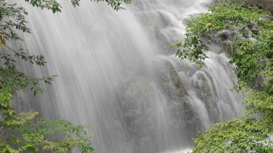 Shakunage Waterfall