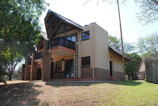 Pestana Kruger Lodge : Mitt fina rum på första våningen