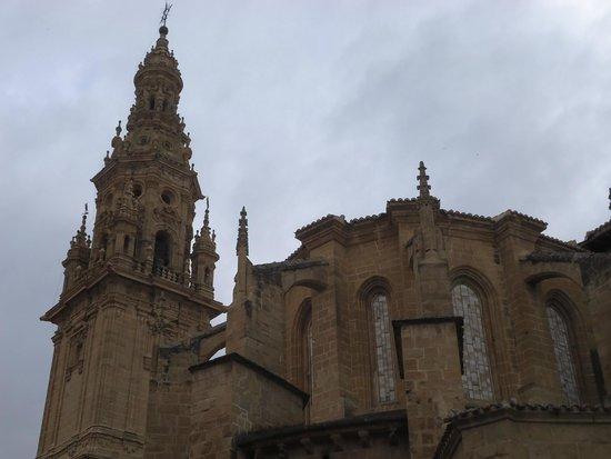 Cathedral of Santo Domingo de la Calzada : La Catedral