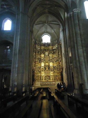 Cathedral of Santo Domingo de la Calzada : Interior Catedral