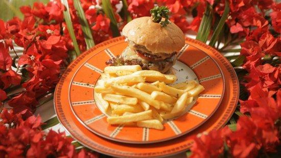 Chogogo Terrace : Foodplate