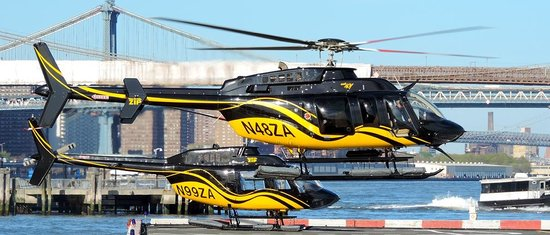 ‪Zip Aviation - Helicopter Tours & Charters‬