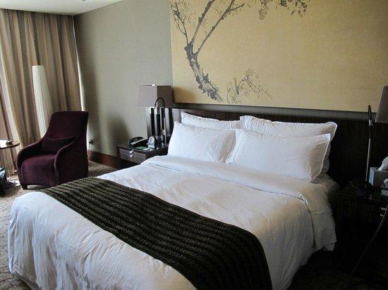 Regent Beijing : Comfortable Bed