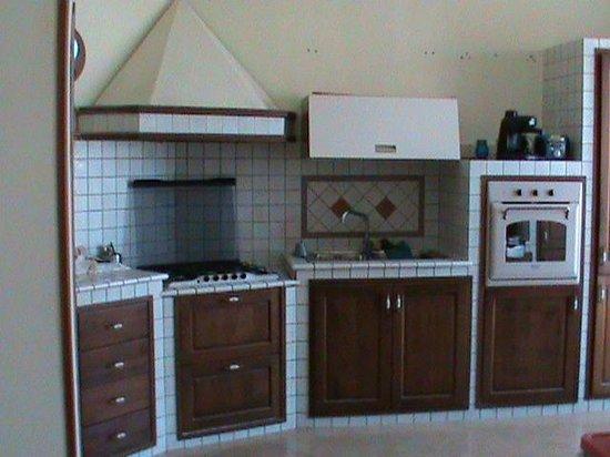 cucina in muratura - Foto di Il Gabbiano, Salerno - TripAdvisor