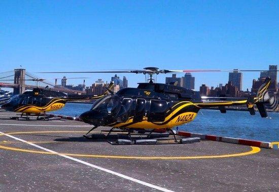 Zip Aviation - Helicopter Tours & Charters: Fleet
