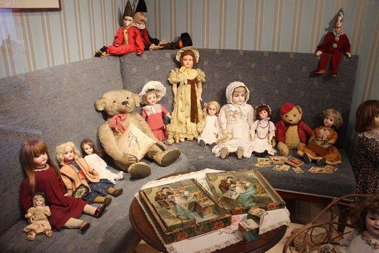 Tartu Toy Museum: Тартуский музей игрушек