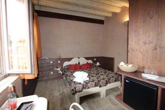 Boutique Hotel Villa dei Campi: Zimmer 4 Fiori