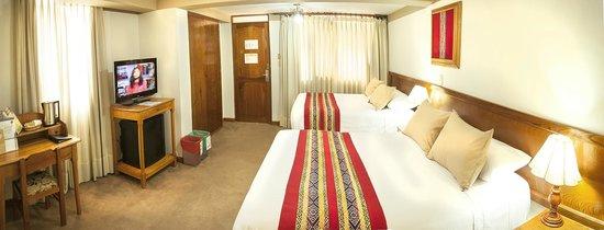 Los Andes De America Hotel: DOUBLE ROOM