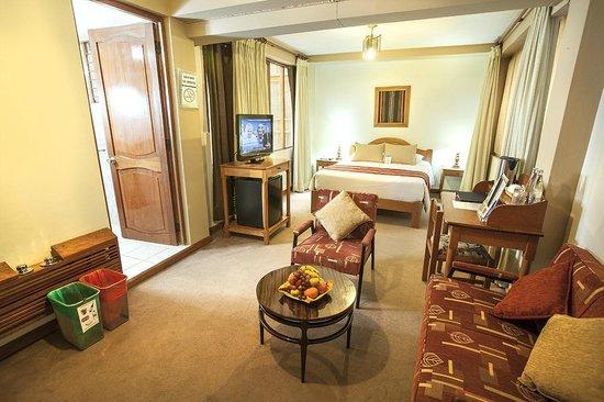Hotel Los Andes de América: MATRIMONIAL ROOM