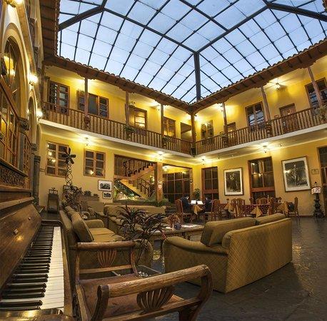 貝斯特韋斯特美州洛斯安第斯酒店照片