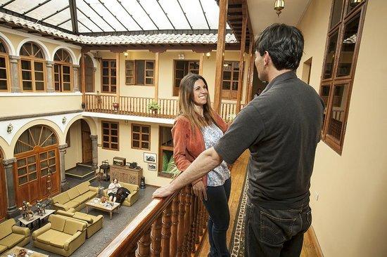 Hotel Los Andes de América: BANCONY