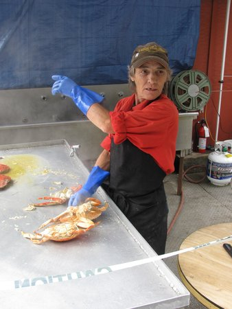 The Office Bar: Crabs!