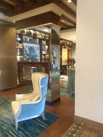 The Vinoy Renaissance St. Petersburg Resort & Golf Club: Reading Nook