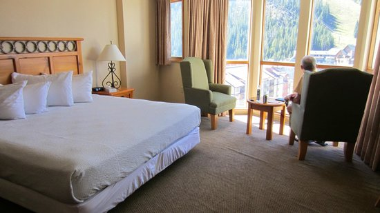Winter Park Mountain Lodge: clean and comfortable