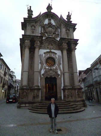 Capela Nova ( Igreja de São Paulo )