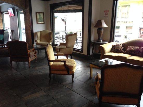 Taormina Hotel and Casino: Additional Lobby