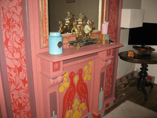 Maison du Sart Chambres d Hotes : ch escaut