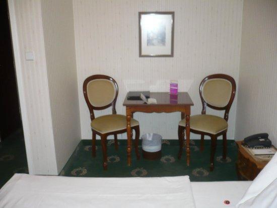 Savoy Hotel Vienna: Номер