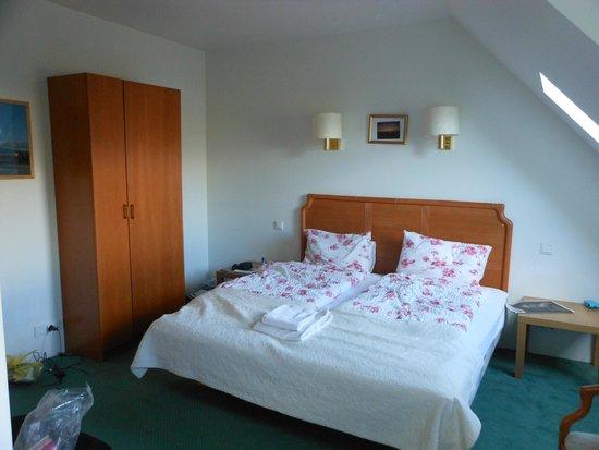 Hotel Laxnes: Room