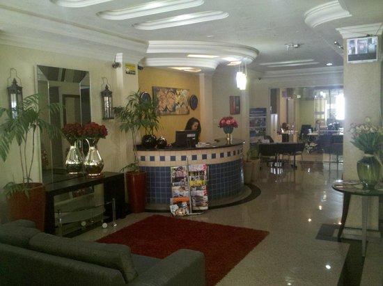 Maria Ricca Palace Hotel: Recepção/Hall