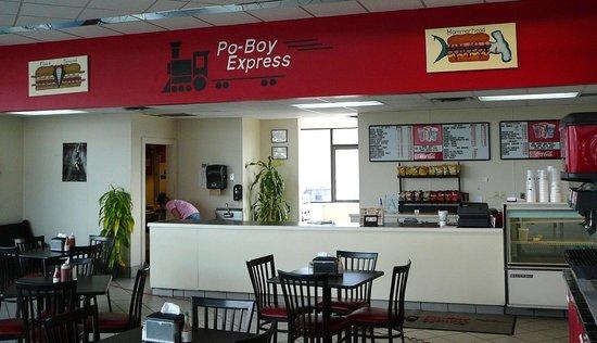 Poboy Express