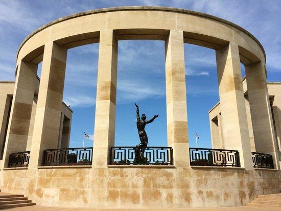 Hotel de la Marine: Normandy American Cemetery