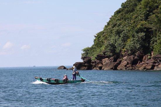 Sunny Boat Trip : Вид с корабля
