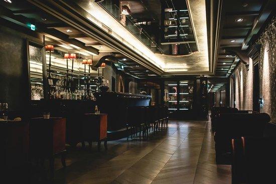Hotel Palazzo Barbarigo Sul Canal Grande: The Bar