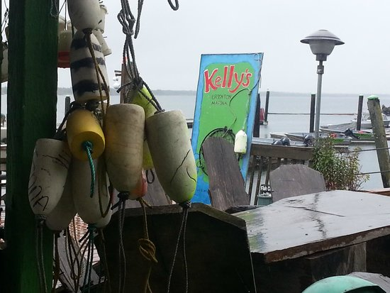 Kelly's Brighton Marina : Kelly's!