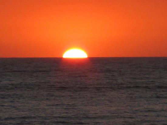 B&B Villa Gio: Il tramonto
