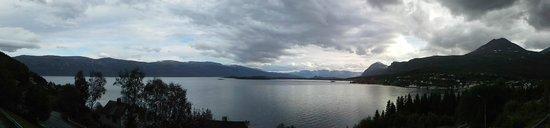 Magic Mountain Lodge: Panorama dalla nostra stanza