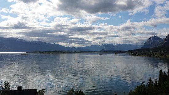 Magic Mountain Lodge: LyngesAlpene