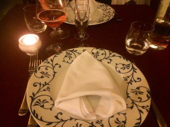 Roccetta Fiorita: A tavola