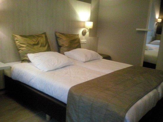 Hotel Apple Inn: twee persoonsbed